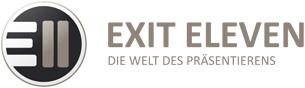 exit eleven - die welt des präsentierens